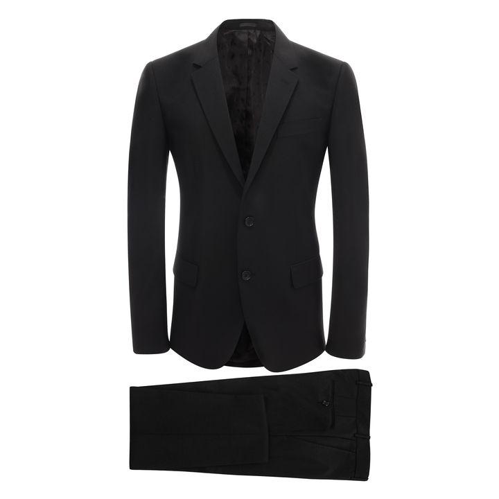 Alexander McQueen, McQueen 2-Piece Wool Mohair Suit