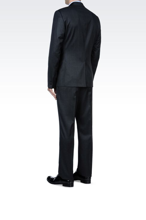 Suits: One button suits Men by Armani - 3