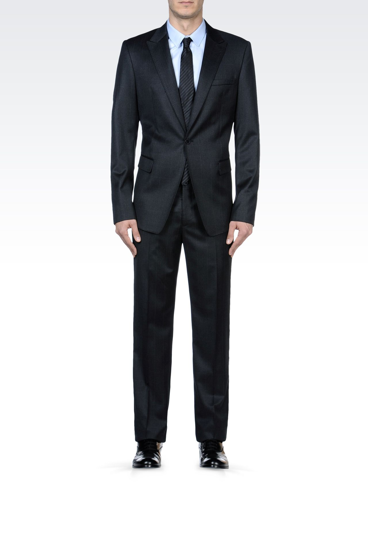 Suits: One button suits Men by Armani - 0
