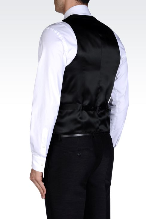 Suits: Gilets Men by Armani - 3