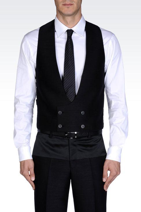 Suits: Gilets Men by Armani - 2