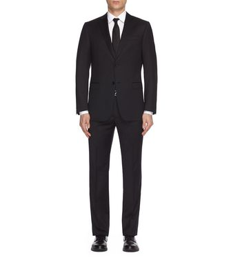 ZZEGNA: Suit Black - 49136407GJ