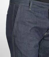 Denim Dark Navy Row Indigo