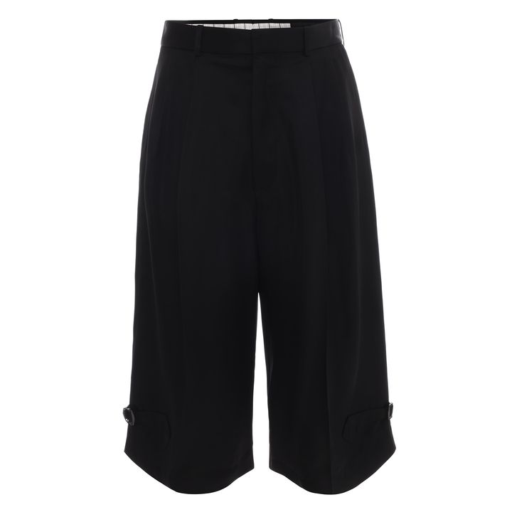 Alexander McQueen, Short Cotton Trousers