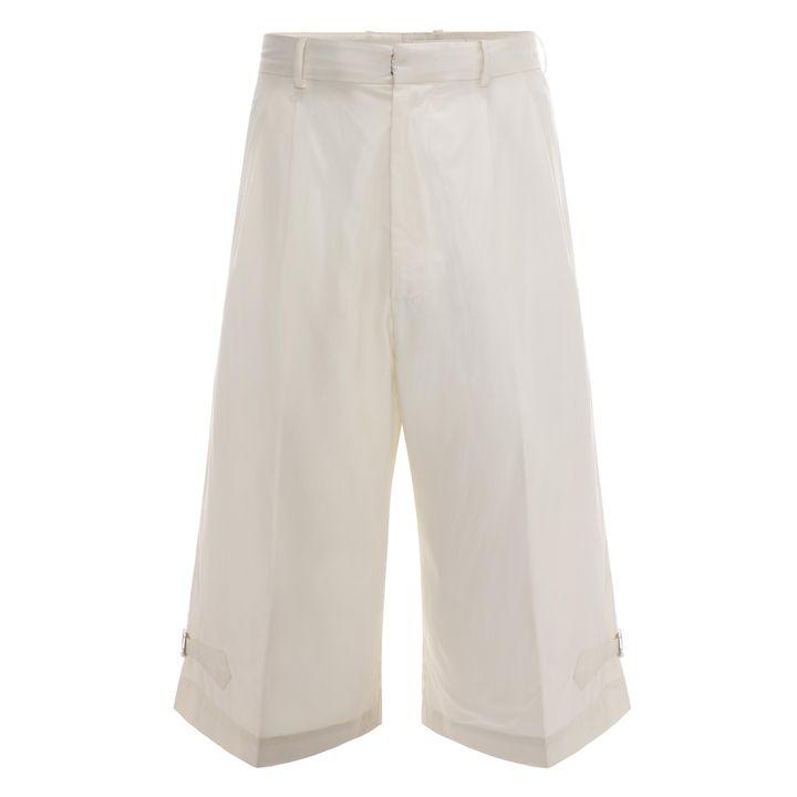 Alexander McQueen, Short Silk Trousers