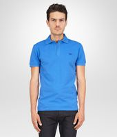 POLO SIGNAL BLUE EN PIQUET