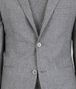 BOTTEGA VENETA New Light Grey Melange Reagle Flannel Jacket Formalwear or shirt U ap