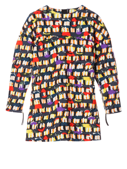 MARNI - Long Sleeve Tunic