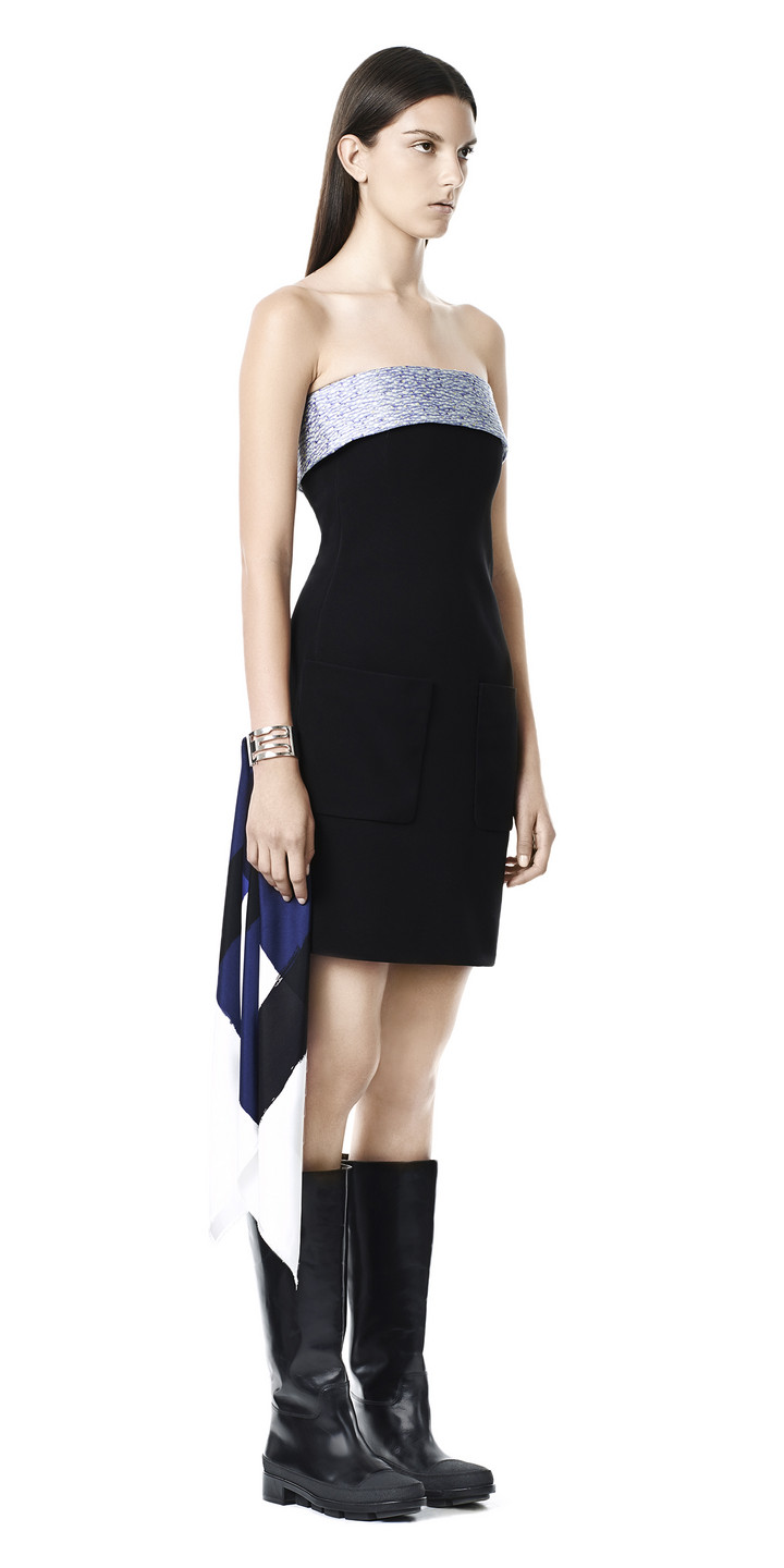 Balenciaga Bustier Dress