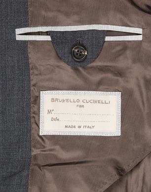 BRUNELLO CUCINELLI M032P7BT1 Suit U d