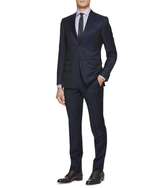 ZZEGNA: Suit Blue - 49146011NJ