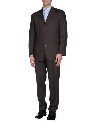 ROMEO GIGLI メンズ スーツ ココア 50 ウール 100%