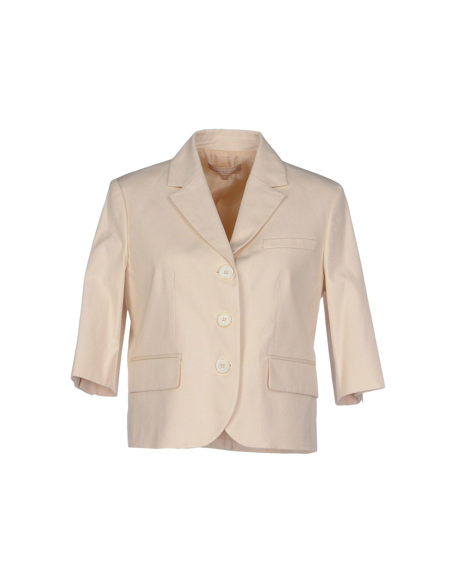 michael kors female michael kors blazers