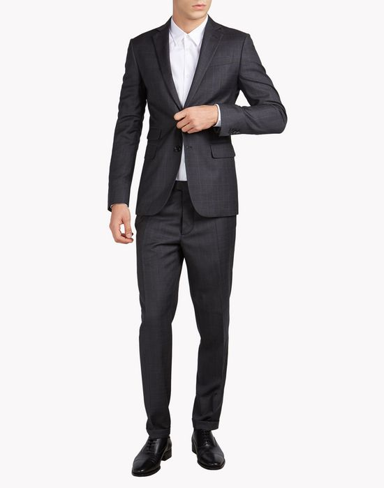 milano suit suits Man Dsquared2