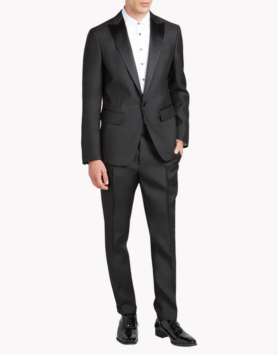 london tux suit suits Man Dsquared2