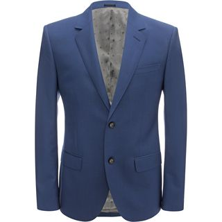 ALEXANDER MCQUEEN, Tailored Jacket, 3 Buttoned Jacket