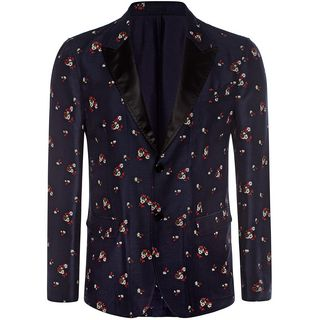 ALEXANDER MCQUEEN, Tailored Jacket, Floral Jacket