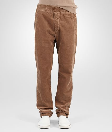 PANTS IN NEW CIGAR CORDUROY