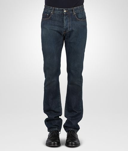 HOSE AUS DENIM DARK NAVY