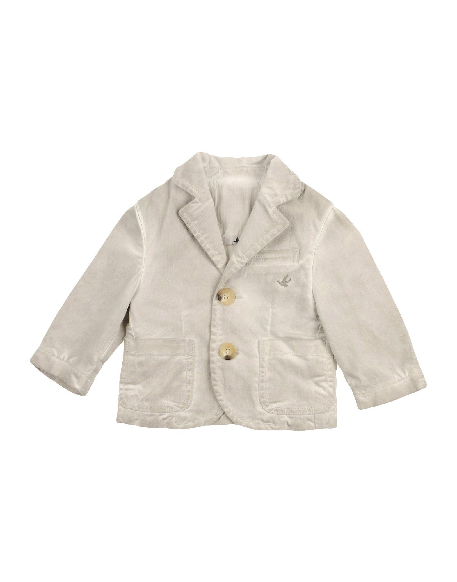 BROOKSFIELD Jungen 0-24 monate Jeansjacke/-mantel Farbe Hellgrau Größe 4