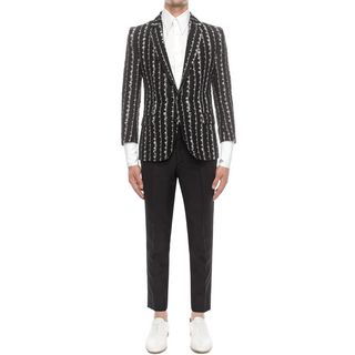 ALEXANDER MCQUEEN, Tailored Jacket, Low Button Jacket