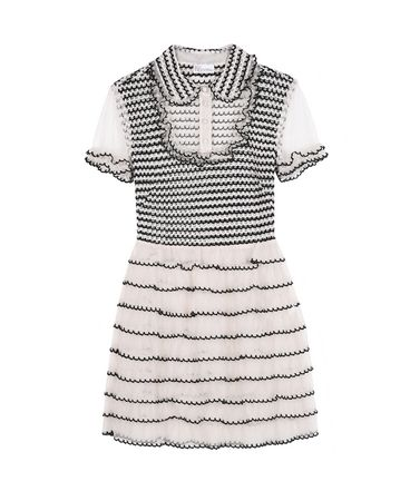 REDValentino KR3VA01Y26Y A03 Dress Woman a