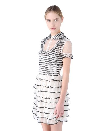 REDValentino KR3VA01Y26Y A03 Dress Woman d