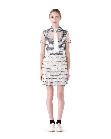 REDValentino KR3VA01Y26Y A03 Dress Woman f