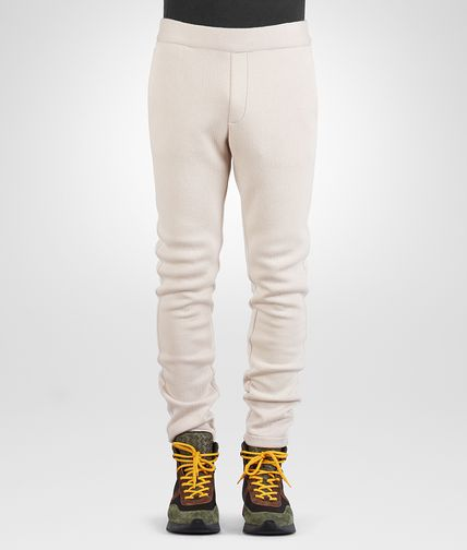 SWEATPANTS IN DRIFT COTTON JERSEY
