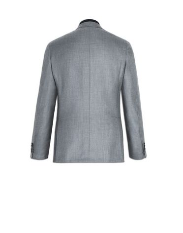 Hamptons jacket with contrast detailing