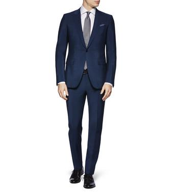 ERMENEGILDO ZEGNA: Suit Blue - 49186419UM