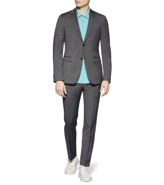 ZZEGNA: Suit Blue - 49190807TJ