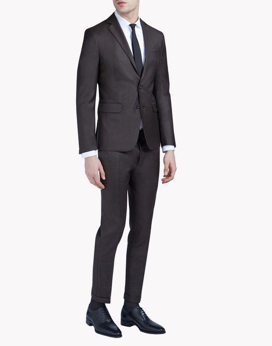 paris suit combined looks Man Dsquared2