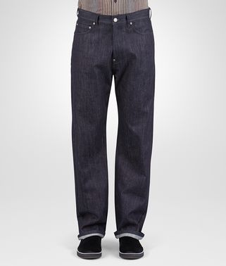 PANTS IN DARK NAVY DENIM
