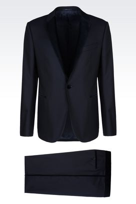 Armani One button suits Men suits