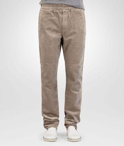 PANT IN HAZE CORDUROY
