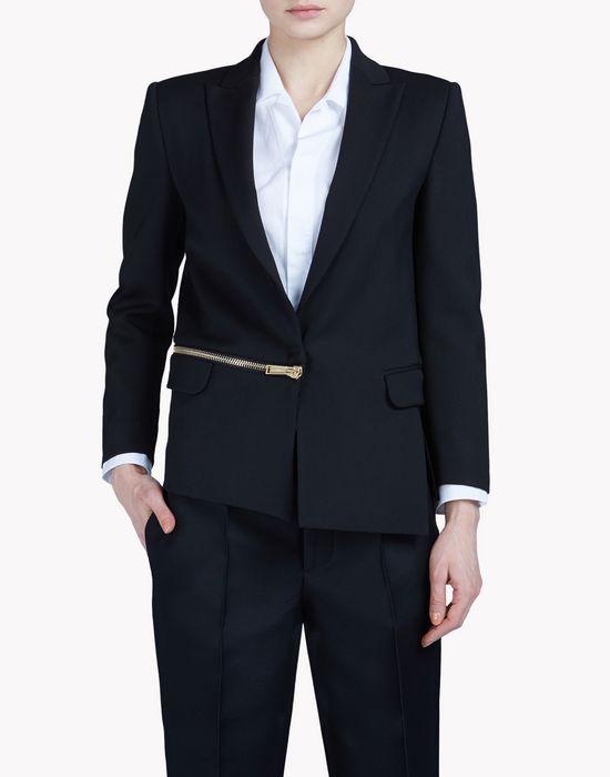 miyako zipped cigarette jacket coats & jackets Woman Dsquared2