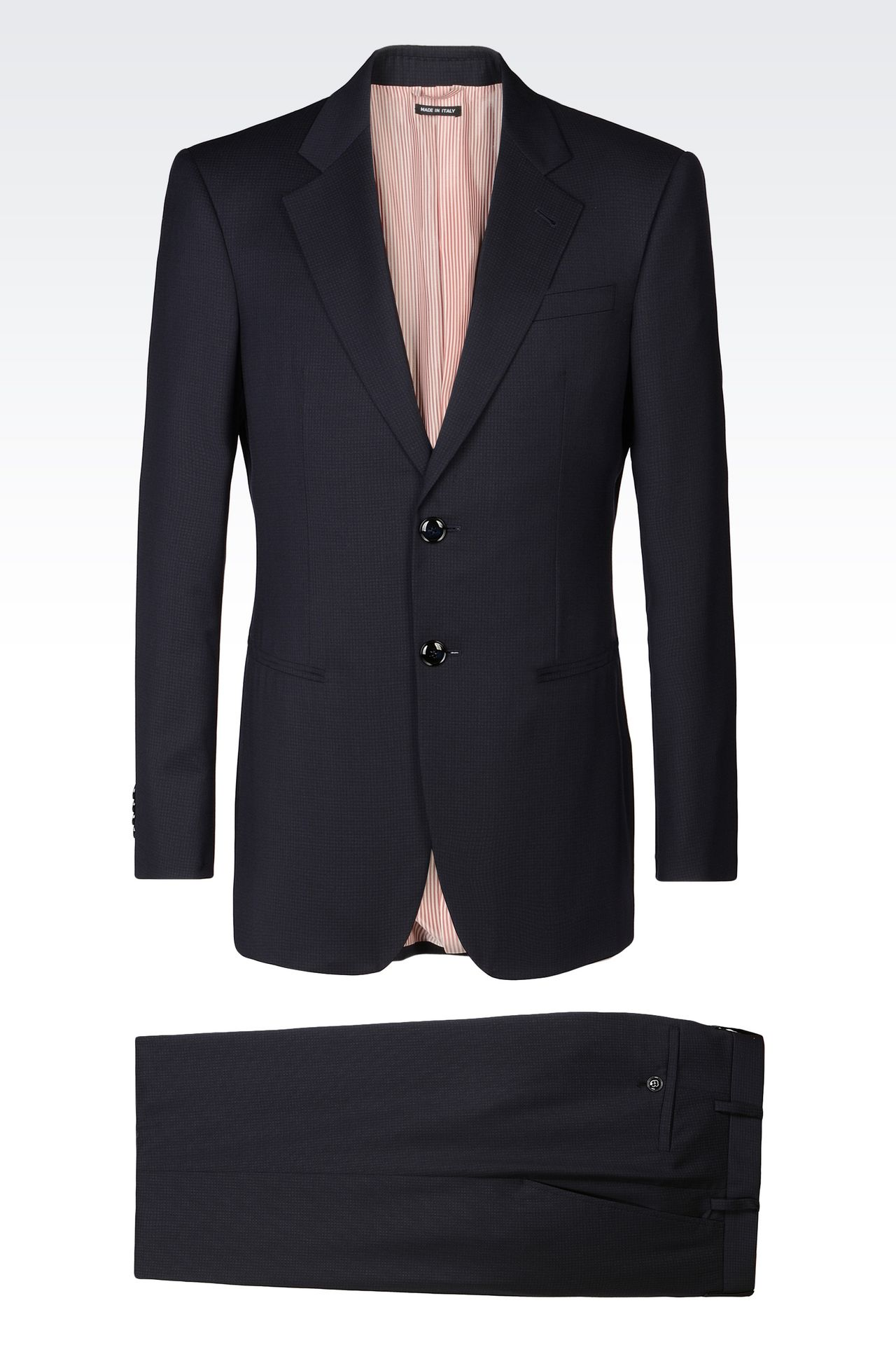 Giorgio Armani Suits for Men - Spring Summer 2017 - Armani.com