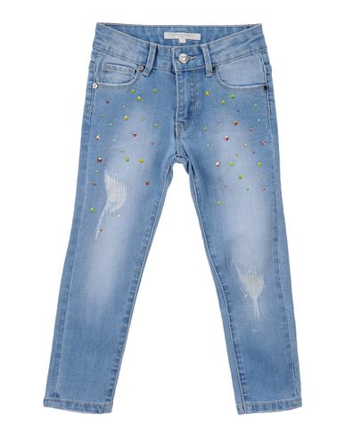 Джинсовые брюки SILVIAN HEACH KIDS 49224788XS