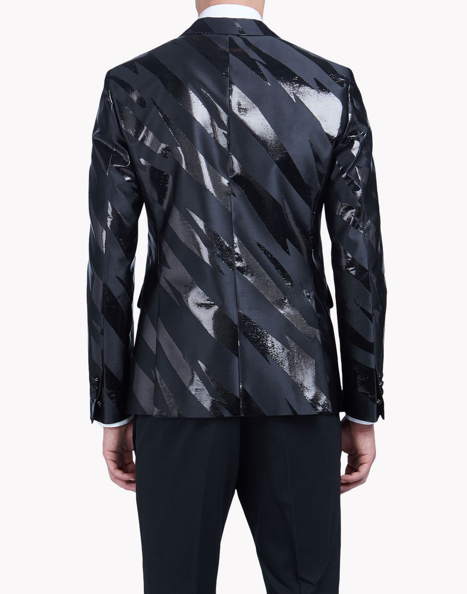 Tiger flash lurex jacket veste homme dsquared2 - Tiger boutique en ligne ...