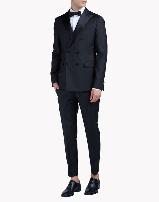 double-breasted napoli tux anzüge Herren Dsquared2