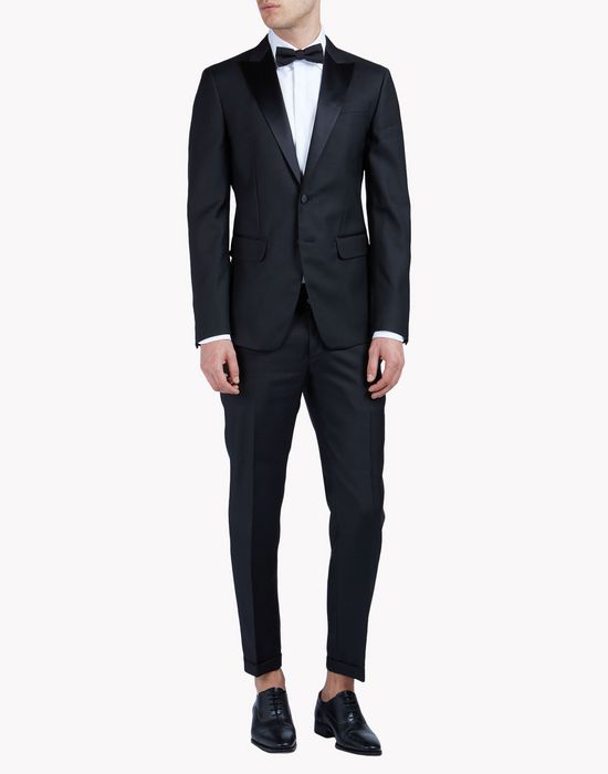 silk wool london tux suits Man Dsquared2