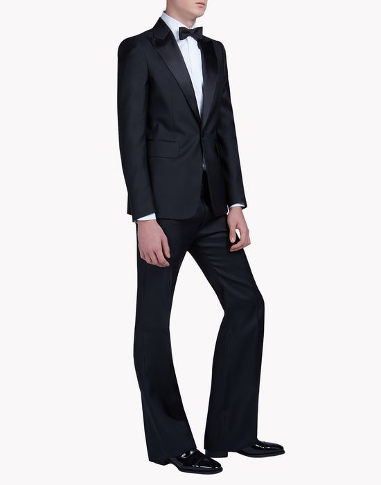 flared fashion suit suits Man Dsquared2