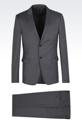 Armani Two buttons suits Men two button suit