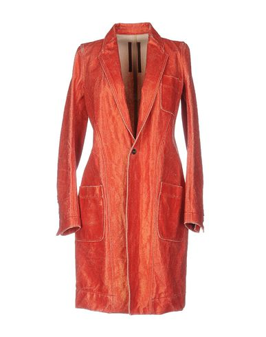 Пальто DRKSHDW BY RICK OWENS 49237598HU