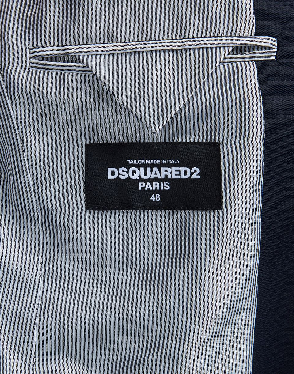paris suit suits Man Dsquared2