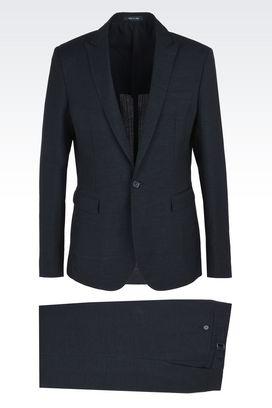 Armani One button suits Men suits