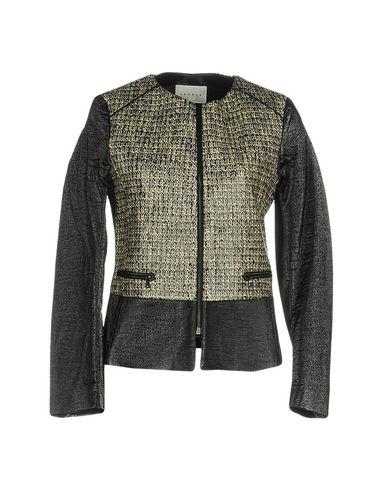 Куртка SANDRO. Цвет: черный