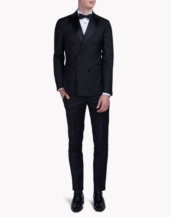 napoli tuxedo suits Man Dsquared2