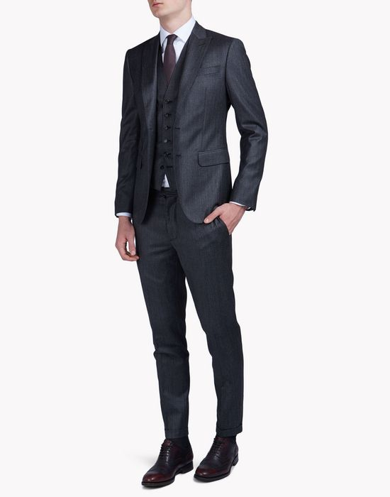 london suit anzüge Herren Dsquared2